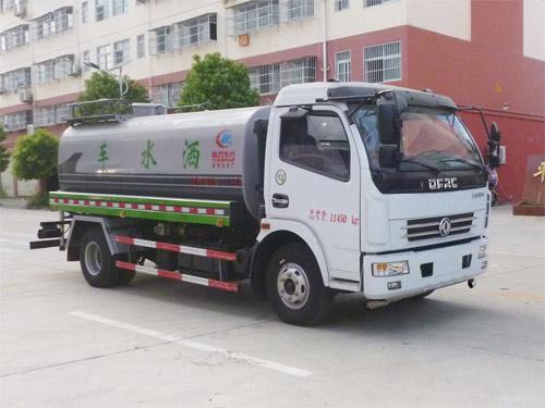 東風多利卡(8方)綠化噴灑車