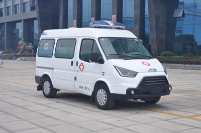 CLW5034XJHJ5救護車