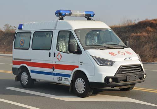 福特特顺监护型救护车价格