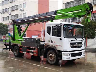 东风多利卡24米高空作业车