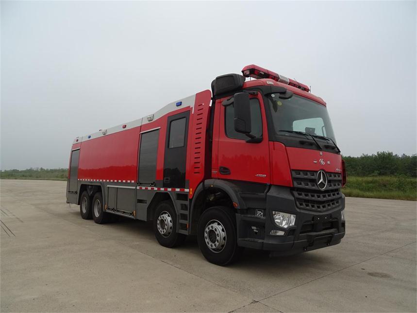 WHG5380GXFPM180/B泡沫消防车