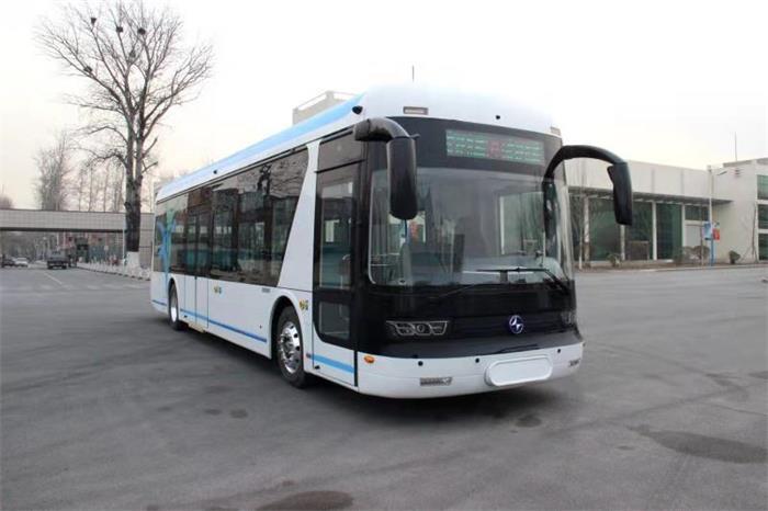北京北方华德尼奥普兰客车BFC6128GBEV6型纯电动城市客车