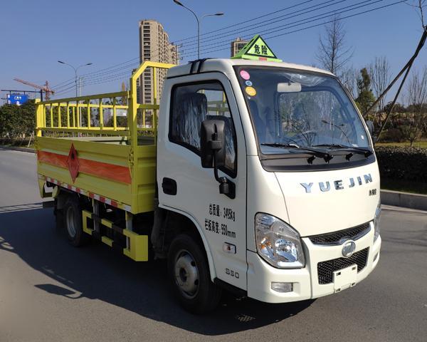 跃进小福星微型柴油气瓶运输车图片