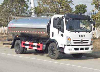程力威牌CLW5120GNYD6型鲜奶运输车