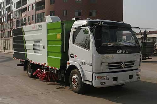 虹宇牌HYS5161TSLE6型掃路車
