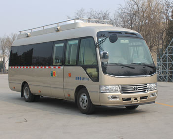 北京北电科林电子BDK5050XTX09型通信车