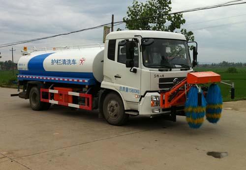 亚博体育官网天锦护栏清洗车图片