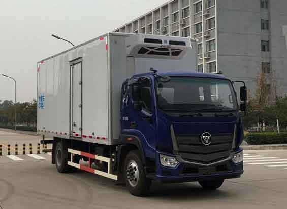 BJ5166XLC-A2冷藏车