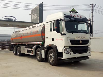 CLW5320GYYLZ5铝合金运油车