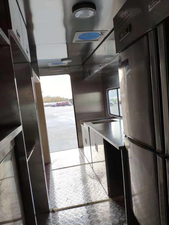 HTW5043XCCCH餐车