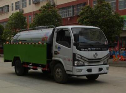 国六小多利卡CLW5070GQXE6清洗车