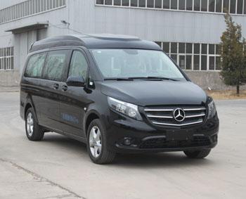 北京北电科林电子BDK5030XLJ01型旅居车