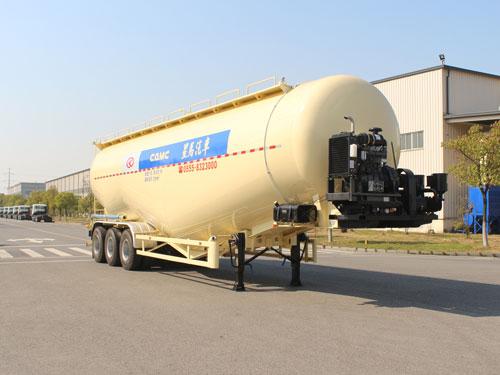 低密度粉粒物料运输半挂车用户指南粉粒物料运输车形状