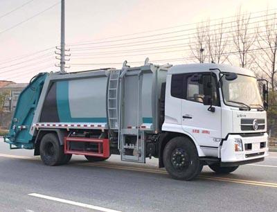 国六天锦分捡垃圾运输车
