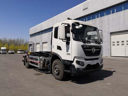 北京市清洁机械厂BQJ5180ZXXE6型车厢可卸式垃圾车
