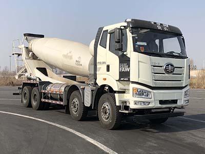混凝土混凝土搅拌运输车容积是什么概念?混凝土搅拌车如何操作