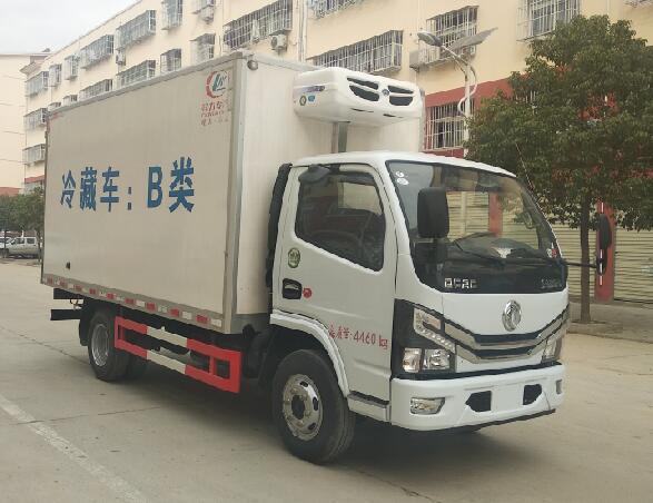 东风小多利卡国六冷藏车(箱长4100mm)