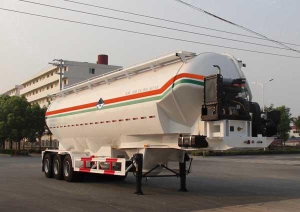 安徽开乐专用车辆AKL9400GZW型杂项危险物品罐式运输半挂车