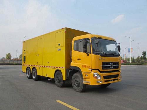 奥龙汽车有限公司ALA5310XDYDFH6型电源车