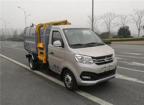 自裝卸式垃圾車的組成部分醫療垃圾車維修注意事項