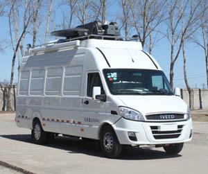 北京北电科林电子BDK5050XDS15型电视车