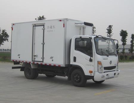 大运4.2米冷藏车(国五)