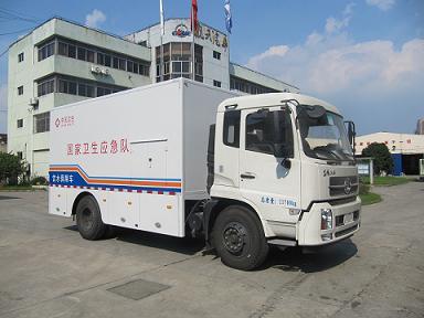 亚博体育官网天锦净水车图片