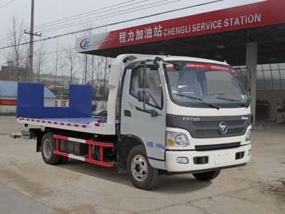 CLW5040TQZB5清障车测试