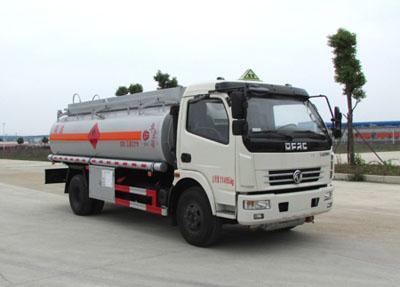 東風國五7.6方油罐車 流動加油車配置表
