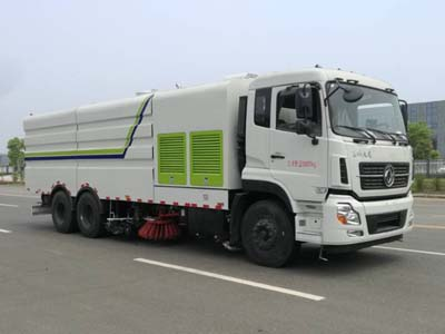 CLW5250TXSD5洗扫车