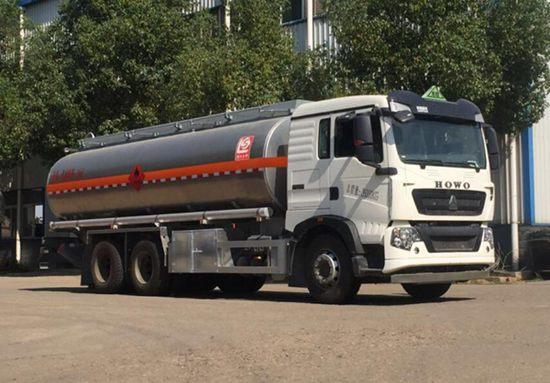 SLS5260GYYZ6铝合金运油车