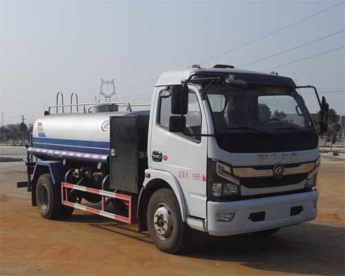 CL5090GSSBEV純電動灑水車