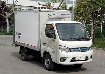 纯电动冷藏车图片
