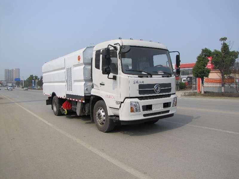 CLW5180TXSHL6洗扫车