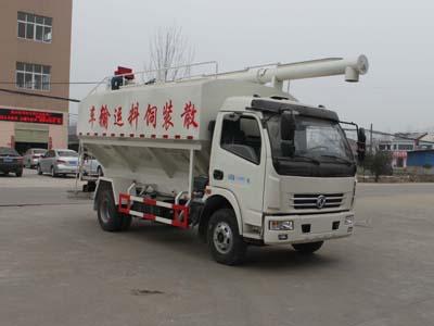 CLW5110ZSLE5散装饲料运输车图片