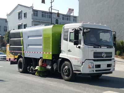 CLW5180TXCD5吸尘车