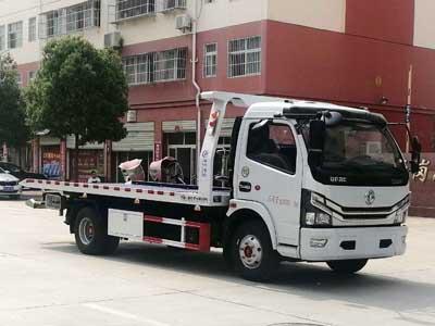 CLW5090TQZ6清障车