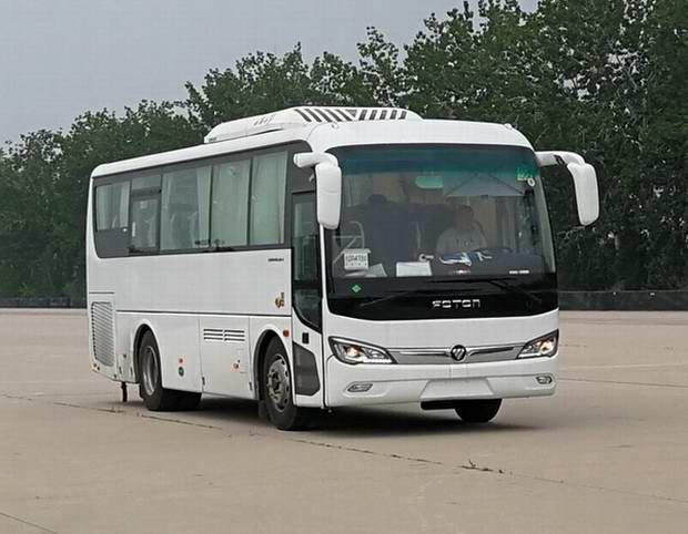 北汽福田汽车BJ6906U6ACB-1型客车