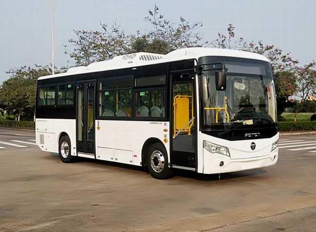 北汽福田汽车BJ6851EVCA-32型纯电动城市客车