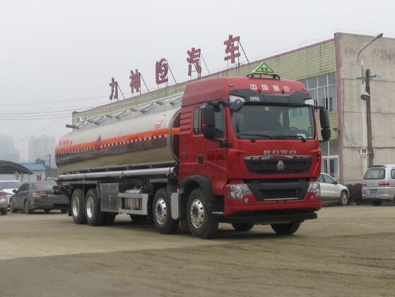 SLS5320GYYZ6A铝合金运油车