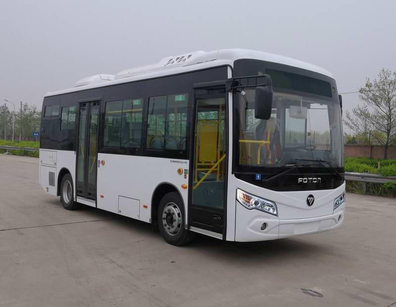 北汽福田汽车BJ6805EVCA-32型纯电动城市客车