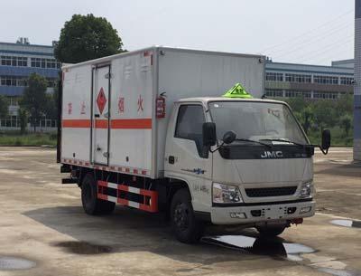 DLQ5041XRYJX易燃液体厢式运输车