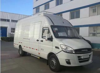 北京北方华德尼奥普兰客车BFC5050XDS型电视车