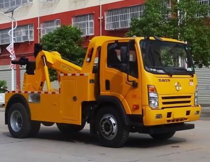 CLW5100TQZCG5清障车