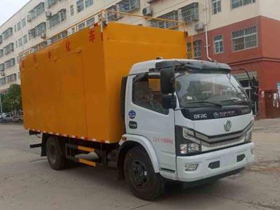亚博体育官网多利卡国六3800吸污净化车图片