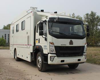 北京北电科林电子BDK5120XTX01型通信车