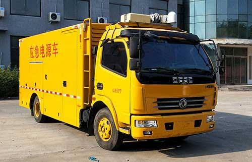 国5东风多利卡电源车图片
