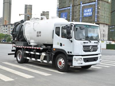 亚博体育官网多利卡D9国六清洗吸污车图片