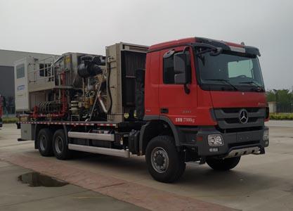 液氮泵车图片