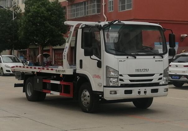 CLW5041TQZQ6清障车
